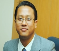 Dr. Monish Tourangbam M.Phil., Ph.D.