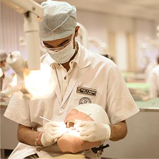 Department of Prosthodontics