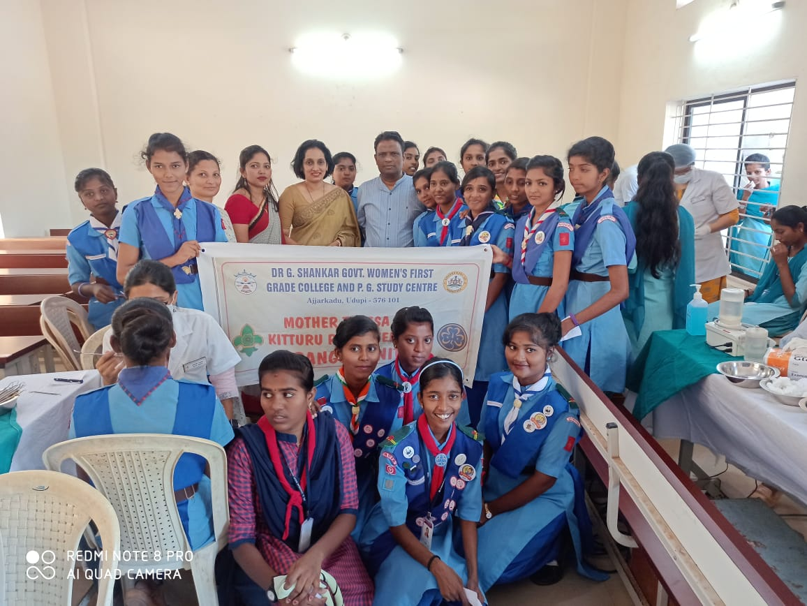 Women's Day Celebration- Oral hygiene awareness camp