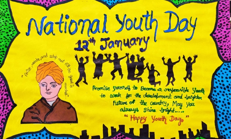 "Celebration of ""National Youth Day- 2021"""