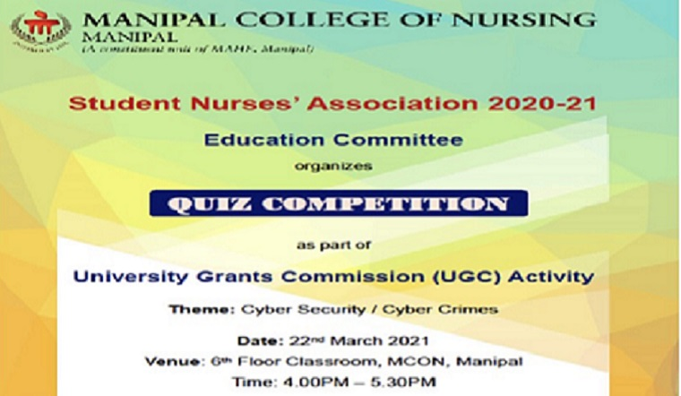 Report of Quiz Competition