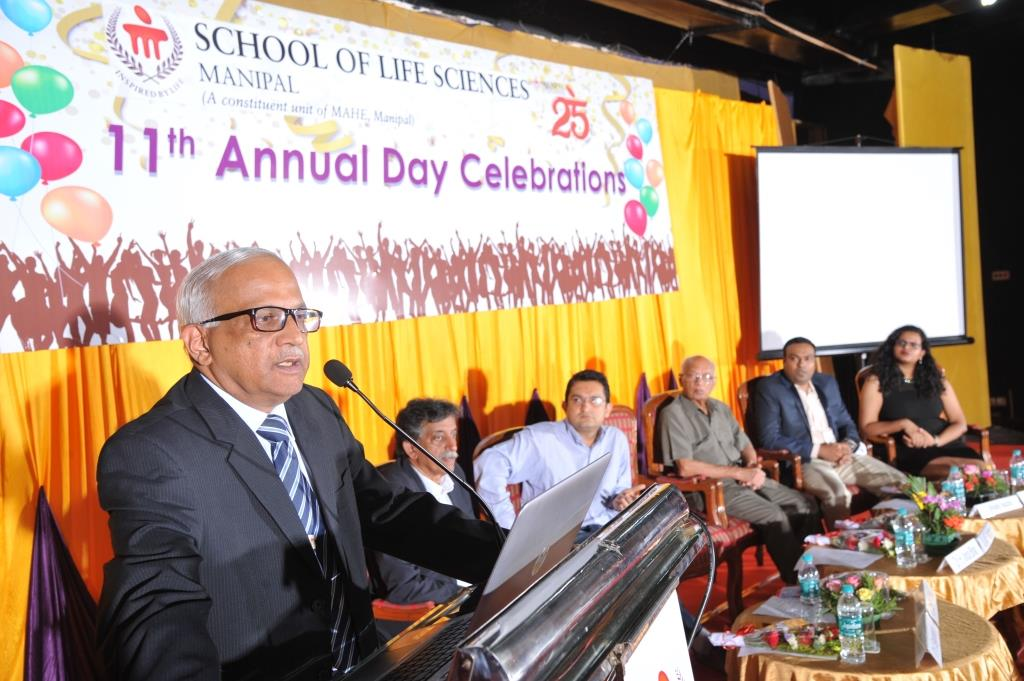 Manipal School of Life Sciences Annual Day 2018